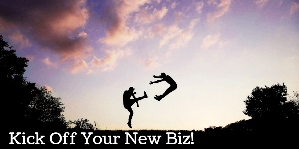 tips to kick off your new biz