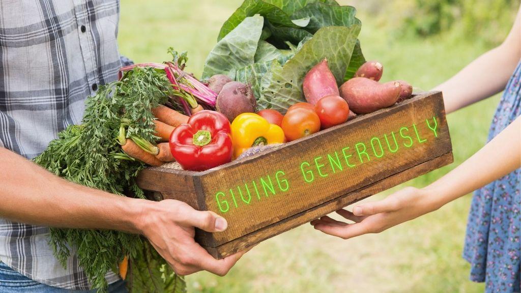 strategy or generosity