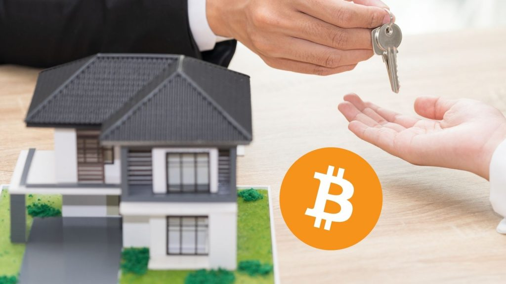 buying a home with bitcoin