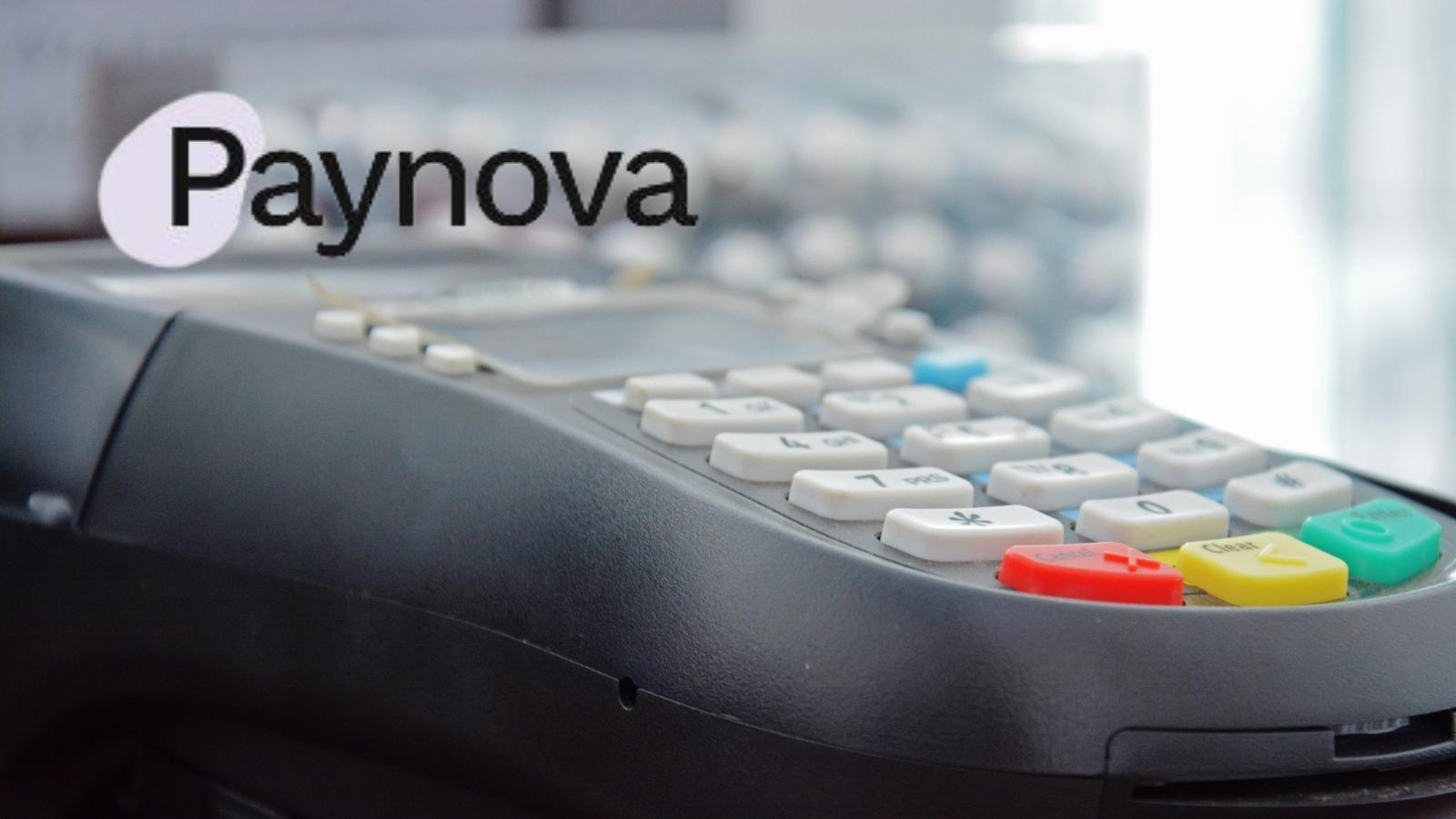 Paynova for payments
